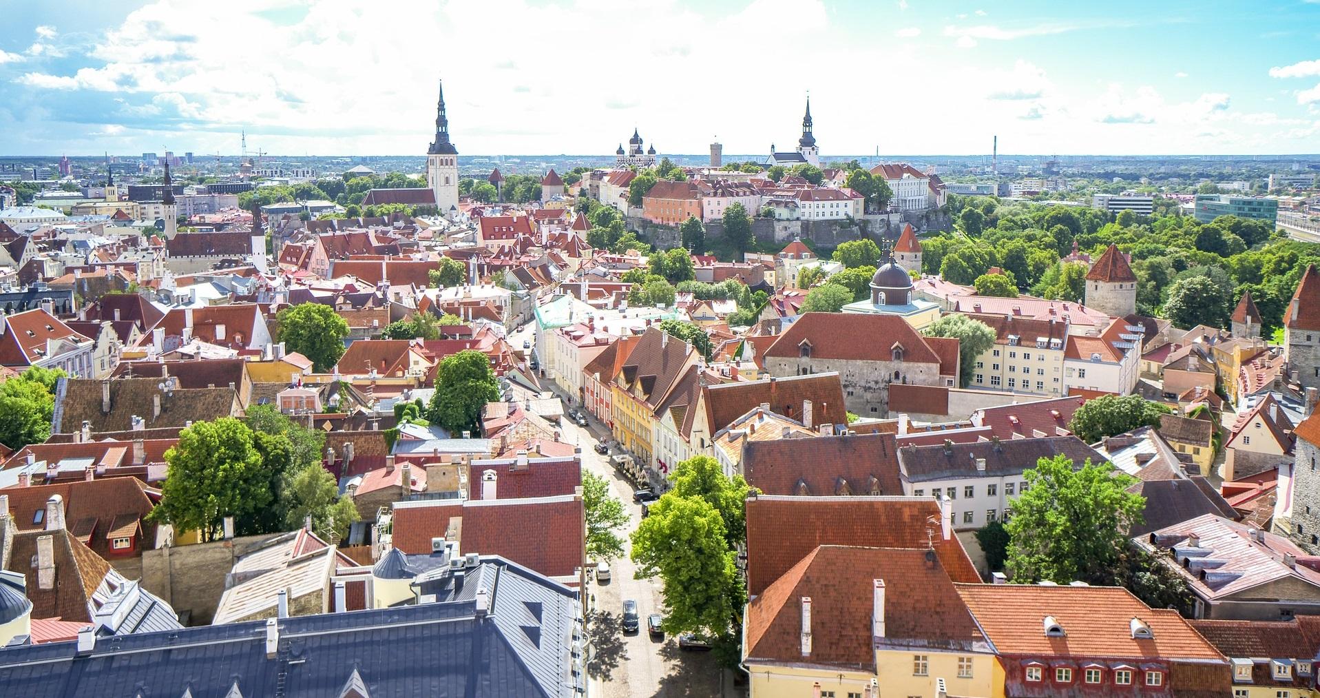 estland lettland litauen